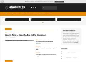 gnomefiles.org