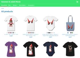 gnomeoandjulieteu.spreadshirt.net
