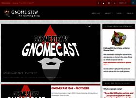 gnomestew.com