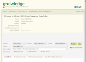 gnowledge.de