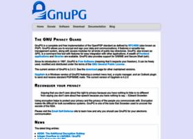 gnupg.org