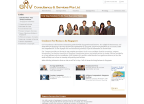 gnvconsultancy.com