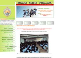 gnyanasudhavidyalaya.org