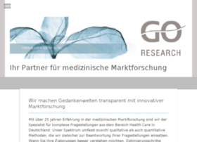 go-research.de