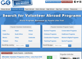 go-volunteerabroad.com