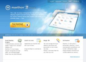 go.maxthon.com