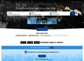 go.newspapers.com