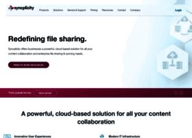 go.syncplicity.com