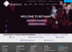 go2bethany.com