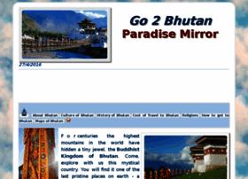 go2bhutan.com