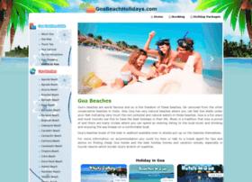goabeachholidays.com
