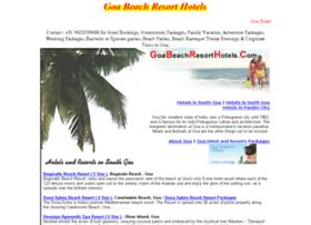 goabeachresorthotels.com