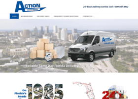 goactioncourier.com