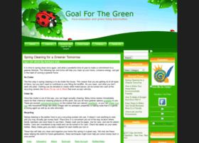 goalforthegreen.com