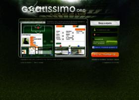 goalissimo.org