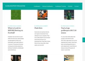 goalkeepermagazine.com
