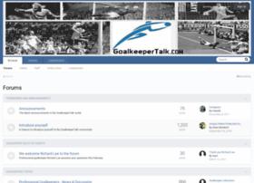 goalkeepertalk.com