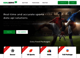 goalserve.com