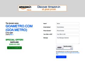 goametro.com