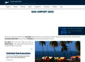 goanairport.com