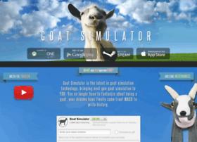 goatsimulator.com