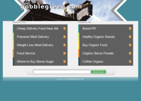 gobblegreen.com