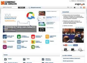gobierno.aragon.es