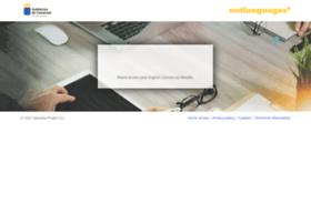 gobiernodecanarias.netlanguages.com