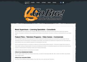 gobigentertainment.com