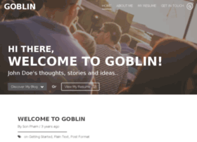 goblin.sunflowertheme.com
