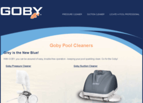 gobypoolcleaners.com