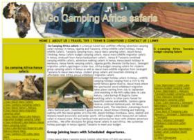 gocampingafricasafaris.com