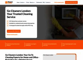 gocleanerslondon.co.uk