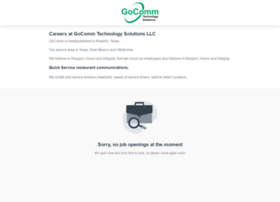 gocomm-technology-solutions-llc.workable.com