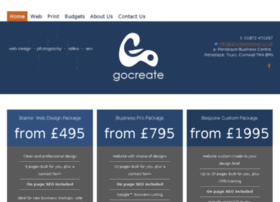 gocreatedesign.co.uk