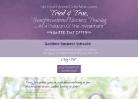 goddessbusinessschool.com