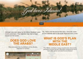 godlovesishmael.com