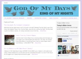 godofmydays.com
