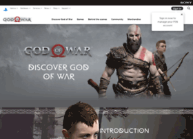 godofwar.playstation.com
