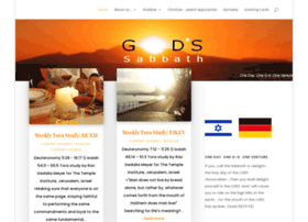 gods-sabbath.org