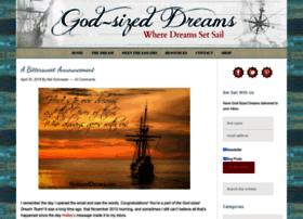 godsizeddreams.com