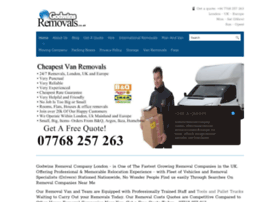 godwinsremovals.co.uk