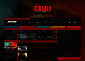godzilla-movies.com