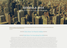 godzilla2014new.strikingly.com
