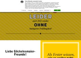 goeckelesmaier.de