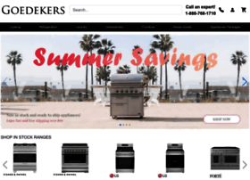 goedekers.com