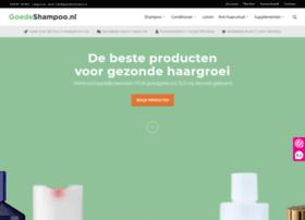 goedeshampoo.nl