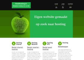 goedhosting.nl