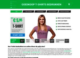 goedkoop-t-shirts-bedrukken.be