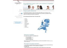 goedkoopste-notarissen.nl